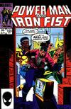 Cover Thumbnail for Power Man and Iron Fist (1981 series) #105 [direct]