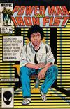 Cover for Power Man and Iron Fist (Marvel, 1981 series) #114 [direct]