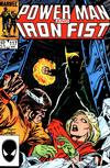 Cover Thumbnail for Power Man and Iron Fist (1981 series) #117 [direct]