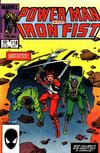 Cover for Power Man and Iron Fist (Marvel, 1981 series) #118 [direct]