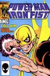 Cover for Power Man and Iron Fist (Marvel, 1981 series) #119 [direct]