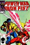 Cover Thumbnail for Power Man and Iron Fist (1981 series) #120 [direct]