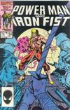 Cover Thumbnail for Power Man and Iron Fist (1981 series) #124 [direct]