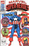 Cover for Marvel Super-Heroes (Marvel, 1990 series) #3 [Direct]