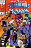 Cover for Marvel Super-Heroes (Marvel, 1990 series) #7 [Direct]