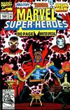 Cover for Marvel Super-Heroes (Marvel, 1990 series) #12 [Direct]
