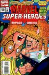 Cover for Marvel Super-Heroes (Marvel, 1990 series) #14 [Direct Edition]