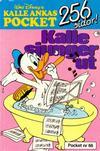 Cover for Kalle Ankas pocket (Richters Förlag AB, 1985 series) #66 - Kalle sjunger ut