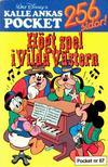 Cover for Kalle Ankas pocket (Richters Förlag AB, 1985 series) #67 - Högt spel i Vilda Västern