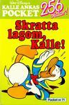 Cover for Kalle Ankas pocket (Richters Förlag AB, 1985 series) #71 - Skratta lagom, Kalle!