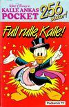 Cover for Kalle Ankas pocket (Richters Förlag AB, 1985 series) #72 - Full rulle, Kalle!