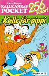 Cover for Kalle Ankas pocket (Richters Förlag AB, 1985 series) #75 - Kalle får pippi