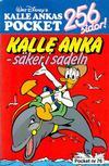 Cover for Kalle Ankas pocket (Richters Förlag AB, 1985 series) #76 - Kalle Anka – säker i sadeln