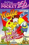 Cover for Kalle Ankas pocket (Richters Förlag AB, 1985 series) #77 - Kalle och vinden från södern