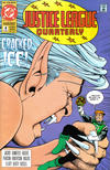 Cover for Justice League Quarterly (DC, 1990 series) #4 [Direct]
