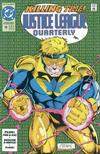 Cover for Justice League Quarterly (DC, 1990 series) #10 [Direct]