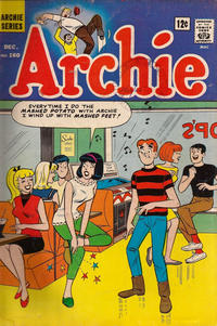 Cover Thumbnail for Archie (Archie, 1959 series) #160
