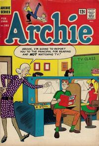 Cover Thumbnail for Archie (Archie, 1959 series) #161