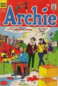 Cover Thumbnail for Archie (Archie, 1959 series) #173