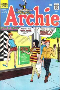 Cover Thumbnail for Archie (Archie, 1959 series) #176