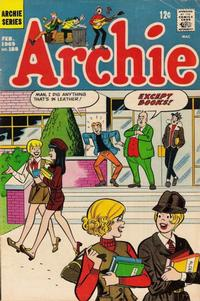 Cover for Archie (Archie, 1959 series) #188