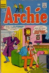 Cover Thumbnail for Archie (Archie, 1959 series) #200