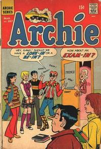 Cover Thumbnail for Archie (Archie, 1959 series) #207