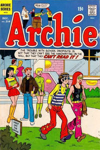 Cover Thumbnail for Archie (Archie, 1959 series) #214