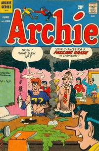 Cover Thumbnail for Archie (Archie, 1959 series) #218