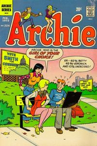 Cover Thumbnail for Archie (Archie, 1959 series) #224