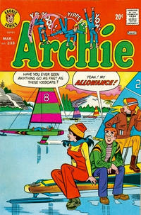Cover Thumbnail for Archie (Archie, 1959 series) #233