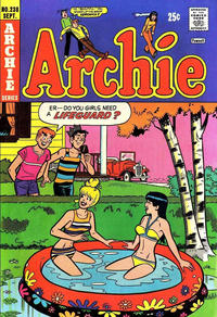 Cover Thumbnail for Archie (Archie, 1959 series) #238