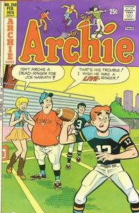 Cover Thumbnail for Archie (Archie, 1959 series) #250