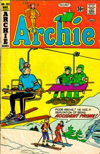 Cover for Archie (Archie, 1959 series) #251