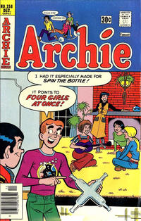 Cover Thumbnail for Archie (Archie, 1959 series) #258