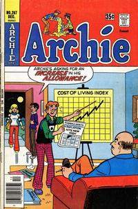 Cover Thumbnail for Archie (Archie, 1959 series) #267