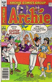 Cover Thumbnail for Archie (Archie, 1959 series) #282