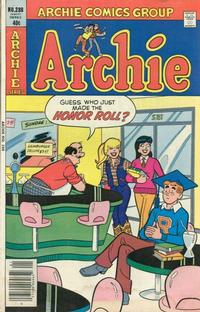 Cover Thumbnail for Archie (Archie, 1959 series) #288