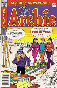 Cover Thumbnail for Archie (Archie, 1959 series) #290
