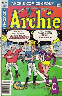 Cover Thumbnail for Archie (Archie, 1959 series) #299