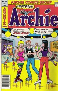 Cover Thumbnail for Archie (Archie, 1959 series) #301