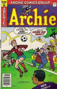 Cover Thumbnail for Archie (Archie, 1959 series) #304