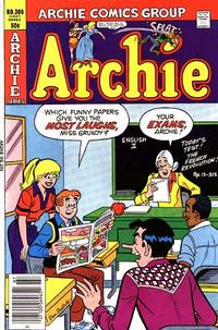 Cover Thumbnail for Archie (Archie, 1959 series) #306