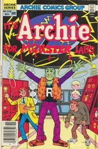 Cover Thumbnail for Archie (Archie, 1959 series) #326