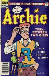 Cover Thumbnail for Archie (Archie, 1959 series) #328