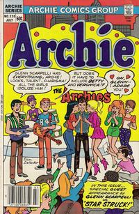 Cover Thumbnail for Archie (Archie, 1959 series) #330