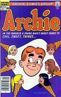 Cover Thumbnail for Archie (Archie, 1959 series) #331