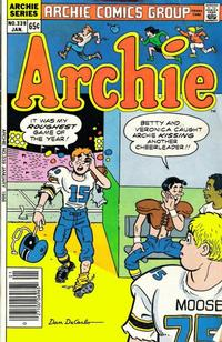 Cover Thumbnail for Archie (Archie, 1959 series) #339