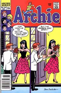 Cover Thumbnail for Archie (Archie, 1959 series) #344