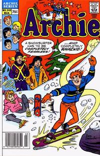 Cover Thumbnail for Archie (Archie, 1959 series) #346